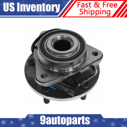 Timken Sp450300 Front Wheel Hub And Bearing For 98-05 Blazer Jimmy 2wd 2x4 Rwd Abs