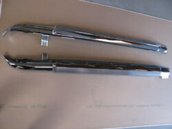 1969-70-71-72-73-74-75 Corvette Side Exhaust Covers 3375 427 350 N14 Option
