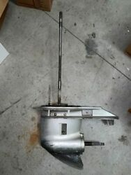 Honda 115hp 130hp Outboard Lower Unit With 25 Shaft Read Description