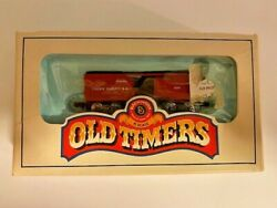 Old Timers Bachmann N Scale Union Pacific Box 5560 Toy Train Car