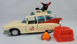 Ecto 1a Ambulance Vehicle The Real Ghostbusters 1984 Kenner