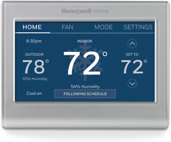 Honeywell Home Rth9585wf1006 Smart Color Wifi Thermostat New Sealed