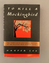 Harper Lee / To Kill A Mockingbird Signed 1995 Brand New Condition Autographed