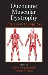 Duchenne Muscular Dystrophy Advances In Therapeutics 9780824723255   Brand New