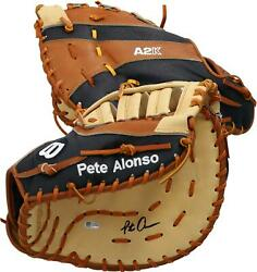 Pete Alonso New York Mets Autographed Wilson Game Model Glove