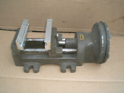 Heinrich Pneumatic Vise 4 Jaws For Mill Drill Press