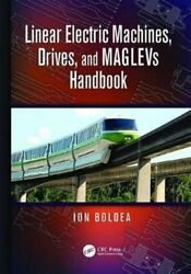 Linear Electric Machines Drives And Maglevs Handbook 9781138076334   Brand New