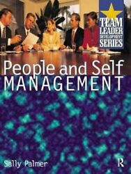 People And Self Management By Sally Palmer 2017, Hardcover