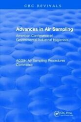 Advances In Air Sampling American Conference Of Governmental In... 9781138506053