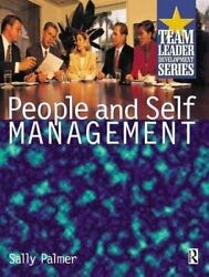 People And Self Management By Sally Palmer 1998, Trade Paperback