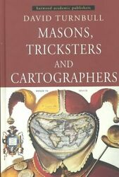 Masons, Tricksters And Cartographers Comparative Studies In The... 9789057024993