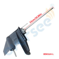 6j4-45300-12-4d Lower Unit Assy Long Driver Shaft For Yamaha Outboard 40hp 40g