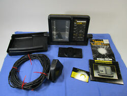 Humminbird Lcr 4000 Head Monitor Only - No Cables