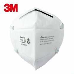 3m 9010 N95 Face Mask Particulate Respirator Medical Protective Flat Fold