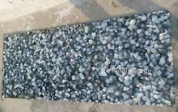 24 X 48 Inches Marble Coffee Table Top Overlay Work Patio Table For Lawn Decor