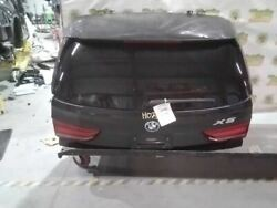 Trunk/hatch/tailgate Upper Privacy Tint Glass Fits 14-18 Bmw X5 2712252