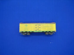 Ho Scale Central Valley Illinois Central Boxcar - Freight Car  Train