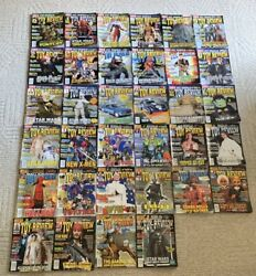 Leeand039s Toy Review Magazine Action Figure News Price Guide 34 Issues Lot B 08-11