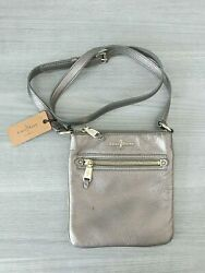 Cole Haan Crossbody Zipper Bag BRAND NEW WITH TAG $148.00 Retail MINT $9.99
