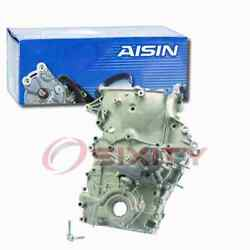 Aisin Engine Timing Cover For 2010 Toyota 4runner 2.7l L4 Valve Train Tf