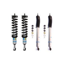 Bilstein 4 Shocks 0.5 5100 Set And 6112 Coilovers For 16-21 Tacoma
