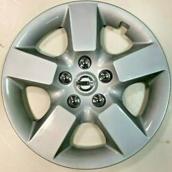 1 New 16 Hubcap Wheelcover That Fit 2008-2013 Nissan Rogue 53077