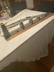 Lionel 456 Coal Ramp With 3465 Nandw Hopperand Controller
