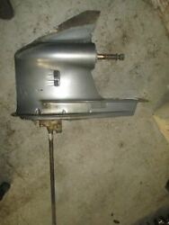 Yamaha 200hp 4 Stroke Outboard Counter Rotating Lower Unit With 25 Shaft