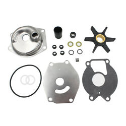 For Mercury Force 20--50 Hp 1995-99 Outboard Water Pump Impeller Kit 46-99157t2