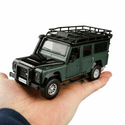 132 Land Rover Defender Alloy Car Model Diecast Kids Toy Collectible Gift