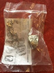 Tampa Bay Lightning St Pete Times 2004 Stanley Cup Ring Giveaway New In Pkg