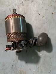 2006 Suzuki 150 Hp Outboard Motor Starter Armature And Brush Assembly C