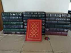 Franklin Library Easton Press 100 Greatest Books Lot Of 22