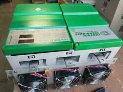 Emerson Mentor Ii Dc Drive, M350-14icd, 168 Hp 350a, 480v, Tested W/ Warranty