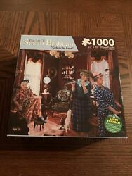 Karmin Girls In The Band 1000 Piece Puzzle The Art Of Susan Brabeau New Sealed