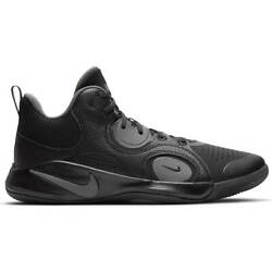 Menand039s And Big Kids Nike Fly.by Mid 2 Nbk Black/anthracite/dark Grey Cu3501 004
