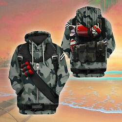Fortnite Hoodie 3d All Over Print For Men And Women Adult Funny Colorful