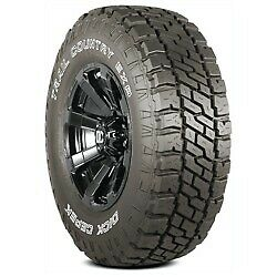 4 New 35x12.50r20/10 Dick Cepek Trail Country Exp 10 Ply Tire 35125020