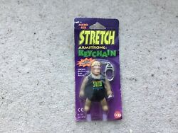Stretch Armstrong Vintage Key Chain