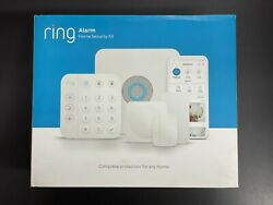 Ring Alarm Home Security 8-piece Security Kit 2nd Gen Brand New   Sealed   Wht
