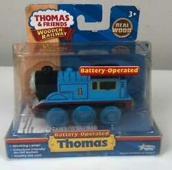 Thomas And Friends Wooden Railway Battery Lc99717 Collectible Toy Rare