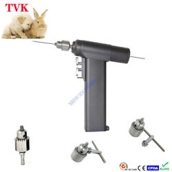 Handheld Veterinary Small Cannulated Bone Drill -surgical Orthopedic Instruments