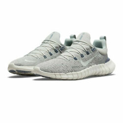 Nike Free Run 5.0 Next Nature Running Shoes Gray White Blue Cz1884-003 Menand039s New