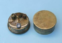 Antique Collectible Brass Nautical Round Box Sextant Lot Of 50 Pieces