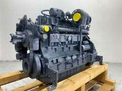 Deutz Tcd2013l062v Diesel Engine 255hp. All Complete And Run Tested