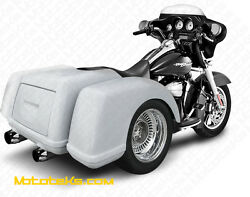 Harley Trike Body Kit Conversion W/ Axle And Swingarm For Harley Touring Bagger
