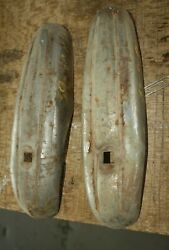 1939 1940 Plymouth Bumper Guards
