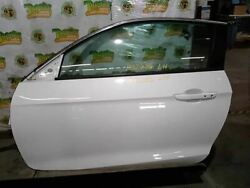 Driver Front Door Electric Coupe Conventional Ignition Fits 16-19 Civic 2714355