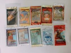Mtg Out Of Print Booster 10 Pack Set English Version Unopened