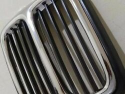 Bmw E21 Kidney Grille Chrome Central Grill Perfect Chrome Quality New Free